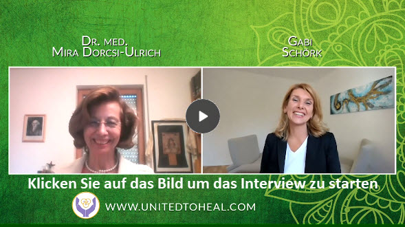 Dorcsi Interview United to Heal